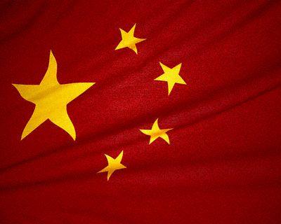 beijing flag