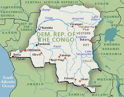 Democratic Republic Congo