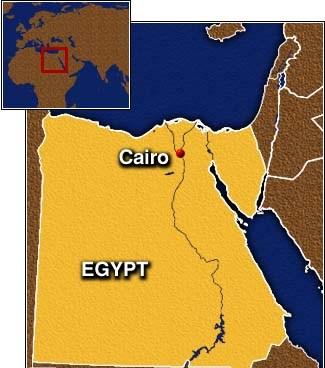 Egypt accuses 49 men of supporting Hamas, Hezbollah