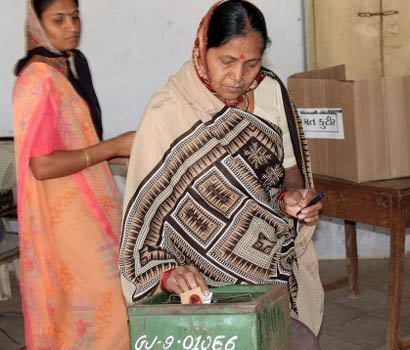 Polling for second phase of Assam Panchayat elections begins