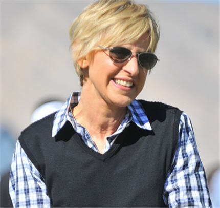 Ellen DeGeneres to play Mother Nature in forthcoming flick