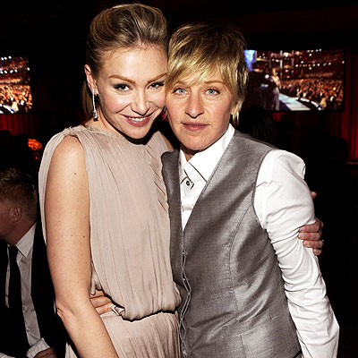 Ellen DeGeneres and partner claim to be ''happily married without