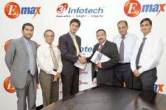 3i Infotech arm inks deal with Emax to provide IT solutions