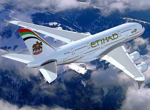 Fuel hedging strategy nets award for Etihad Airways