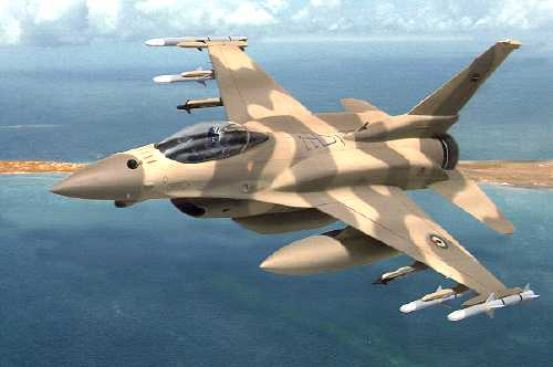 Melbourne, Feb 27: US aid to Pak spent on F16 fighter jets