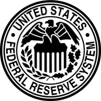 "US central bank sees ""moderation"" of economic decline"