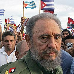 Fidel Castro's son duped by fake ladylove on Internet