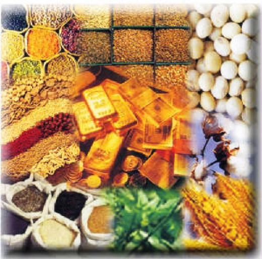 Option trading in commodity in india