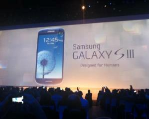 Samsung to launch Galaxy S3 on Wednesday