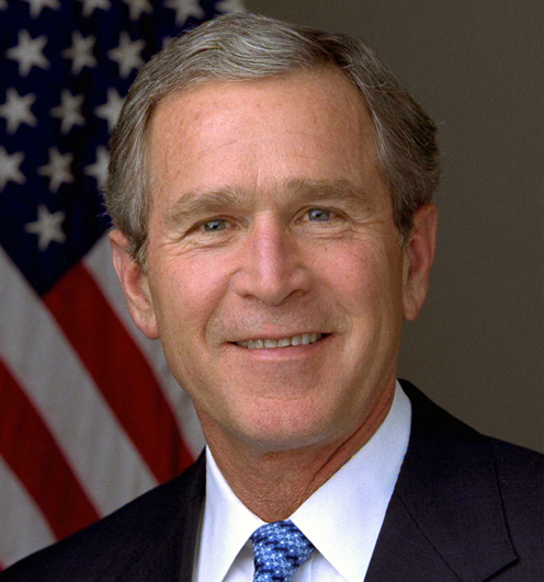 World is much better off without Saddam: Bush