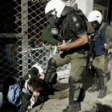 Greek police clear out two slums in anti-immigrant action