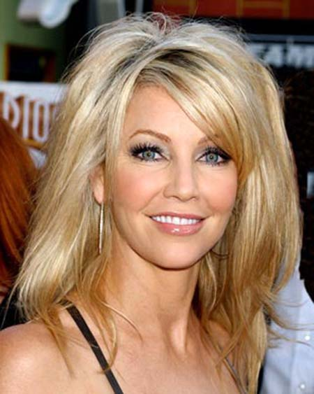 Heather Locklear Charged With DUI – Prescription Drugs