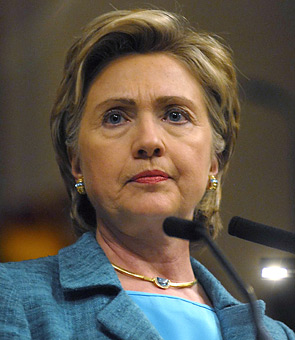 Hillary's 'draconian' security doesn't amuse 'harassed' and 'stranded' Lahorites