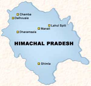 Security in Himachal Pradesh intensified after militant threats