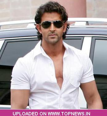 Marie Claire Mag Named Hrithik As the `Sexiest Indian'