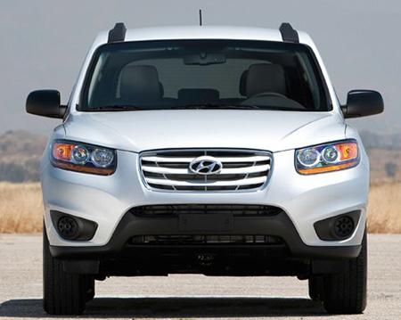 Hyundai Motor To Recall 2437 Suv Santa Fe Units Topnews