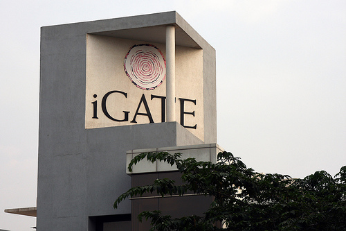 iGate net up 13 percent in third quarter
