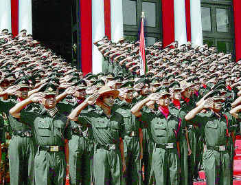 608 cadets pass out of Indian Military Academy | TopNews