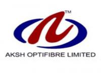 Aksh Optifibre reports second quarter results