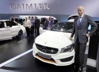 Daimler's Q1 profit surges with strong sales of Mercedes-Benz