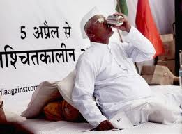 I am fine, can fast for another 3-4 days: Hazare