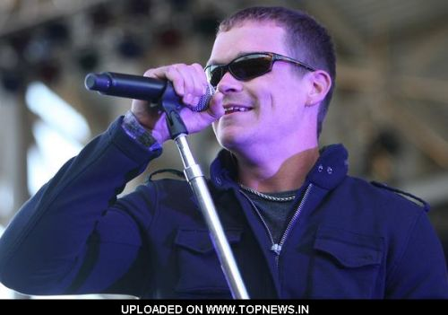 3 Doors Down at Rock on the Range 2008 - Day 2