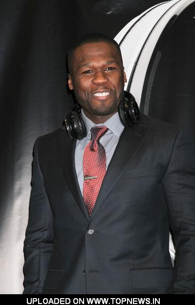 50 Cent at 2011 International