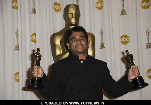 A.R. Rahman at 81st Annual Academy Awards - Press Room