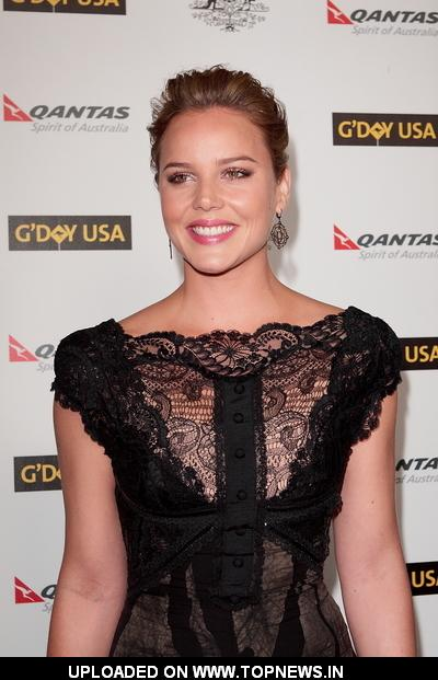 Abbie Cornish at 2011 G'Day USA Los Angeles Black Tie Gala - Arrivals