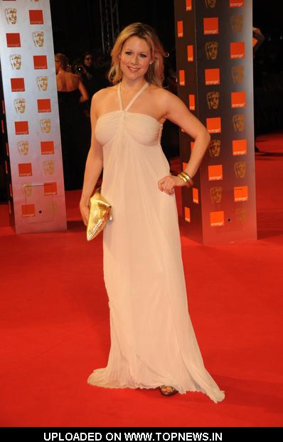 Abi Titmuss at 2009 Orange British Academy of Film and Television Arts (BAFTA) Awards - Arrivals
