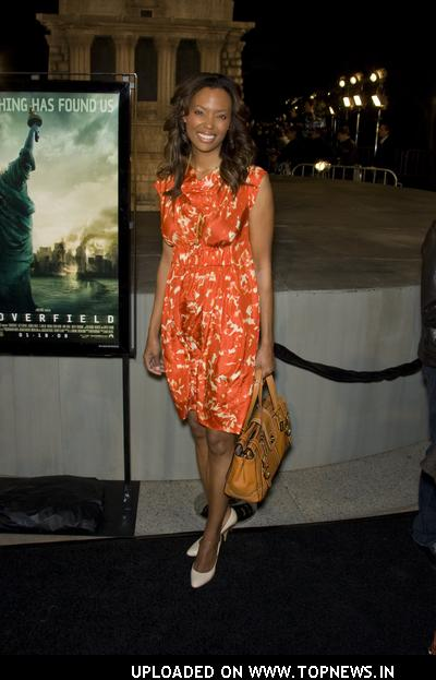 "Aisha Tyler at ""Cloverfield"" Los Angeles Premiere - Arrivals"