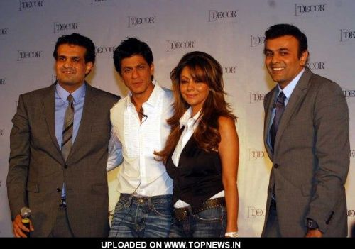 Gauri Khan at Launch of D-Decor