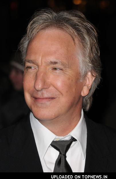alan rickman harry potter and the deathly hallows. Alan Rickman as Professor