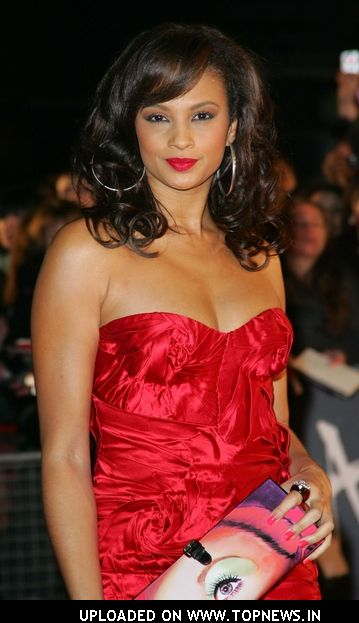 Alesha Dixon at The Brit Awards 2008 - Red Carpet Arrivals