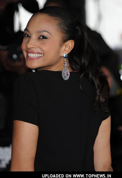 Alesha Dixon at Capital Awards 2008 - Red Carpet Arrivals