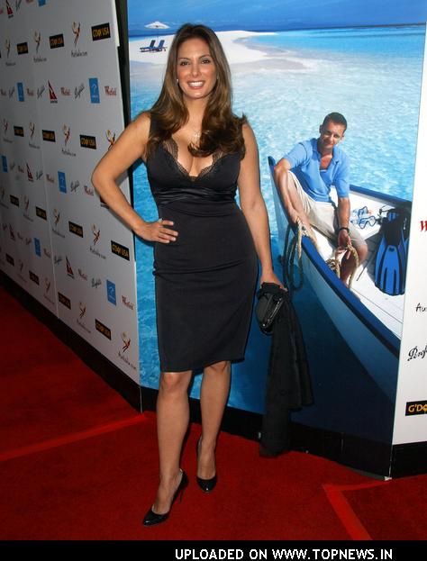 Alex Meneses at G'Day USA Australia.com Black Tie Gala - Arrivals
