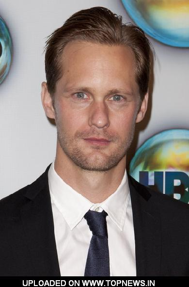 Alexander Skarsgard at 69th Annual Golden Globe Awards HBO Afterparty - Arrivals