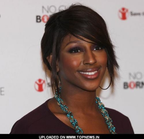 Alexandra Burke at Save the Children's No Child Born to Die Campaign Launch