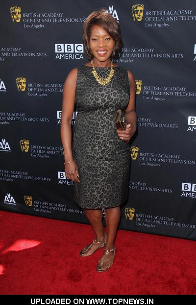 Alfre Woodard at 9th Annual BAFTA Los Angeles Tea Party - Arrivals