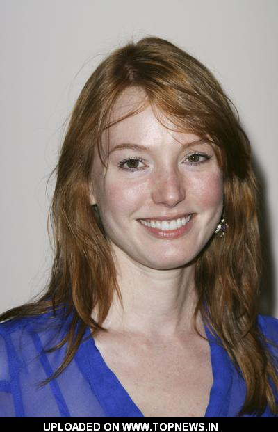 Alicia Witt at 2009 BAFTA/LA Awards Season Tea Party - Arrivals