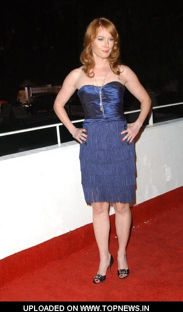 "Alicia Witt at The Art Of Elysium's 3rd Annual ""Heaven"" Black Tie Charity Gala - Arrivals"