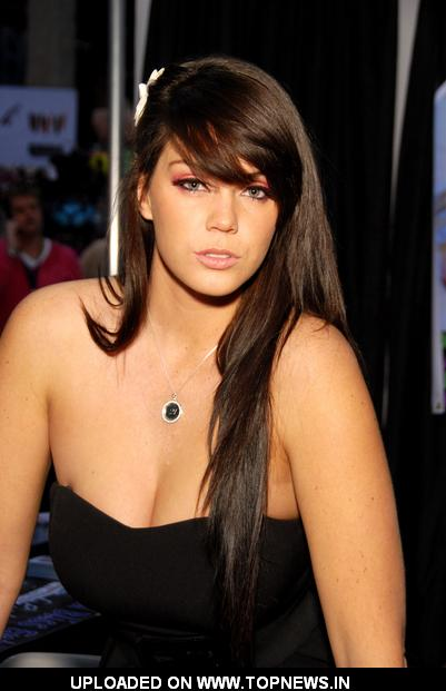 Alison Tyler at AVN Adult Entertainment Expo 2011 - Day 1