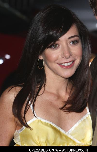 date movie alyson hannigan. Alyson Hannigan at quot;Forgetting