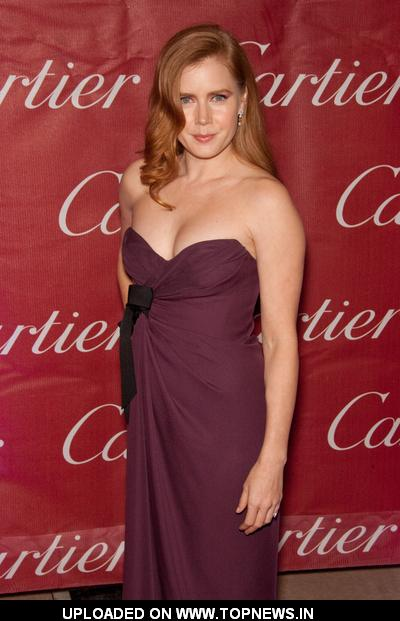 Amy Adams at 20th Anniversary Palm Springs International Film Festival Awards Gala - Arrivals