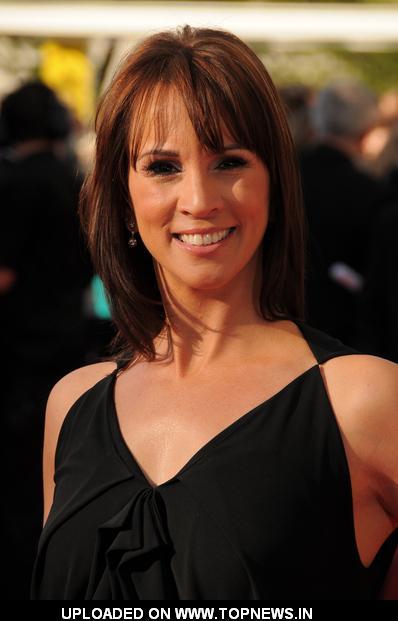 Andrea McLean at British