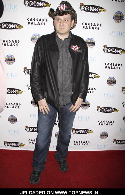 Andy Bloch at  5th Annual National Heads-Up Poker Championship Draw Party - Arrivals