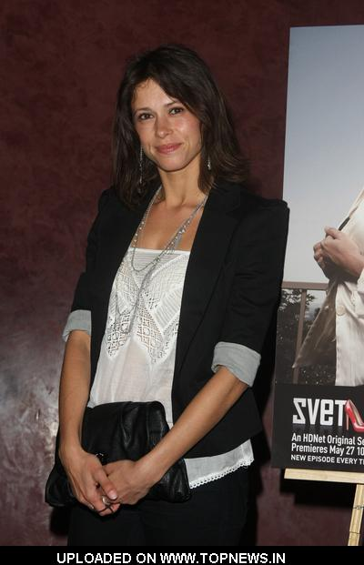 "Angela Gots at ""Svetlana"" TV Series Los Angeles Premiere Presented by HDNET - Arrivals"