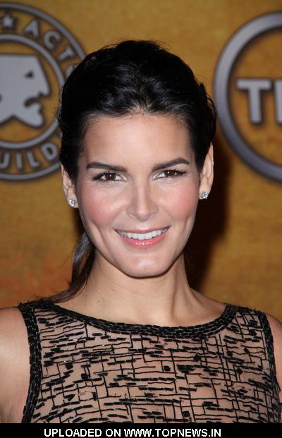 Angie Harmon at 17th Annual Screen Actors Guild Awards Nominations ...