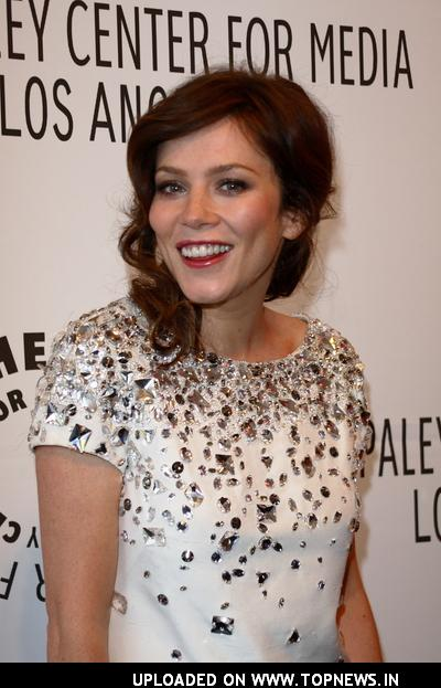Anna Friel at The 25th Annual William S. Paley Television Festival: An Evening with Pushing Daisies - Arrivals