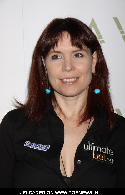 Annie Duke Hosts the 2009 Summer of Poker Kickoff at LAVO in Las Vegas on June 30, 2009